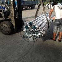6063 6061铝管 国标铝管 表面处理硬质氧化铝管加工