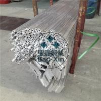 6063 7075铝管空心铝管铝毛细管氧化铝管无毛刺加工切割