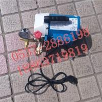 DSY-60手拿电动试压泵【带水箱方便】手提式电动试压泵