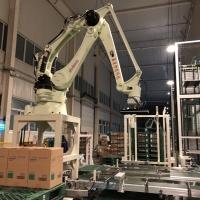 鑫星搬运码垛机器人-机器人码垛自动化物流输送
