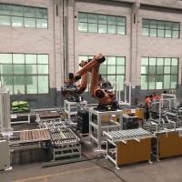 化工搬运码垛机器人,自动化流水线搬运码垛设备