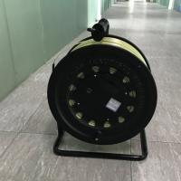 50米钢尺电缆水位计 室外土木工程水库大坝地下水位测量仪