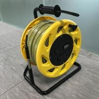 200米钢尺电缆水位计 室外土木工程水库大坝地下水位测量仪