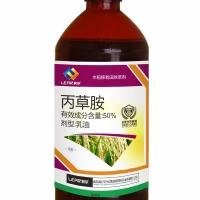 50%丙草胺 水稻田专用除草剂 丙草胺除草剂厂家