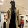 上千元专柜剪标原单羊毛大衣60元特价处理啦