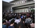 北京车展公众日地铁站客流破纪录