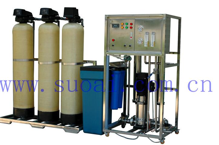 反渗透纯水机在电子领域中的技术应用