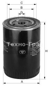ABAC压缩机油过滤器9056113