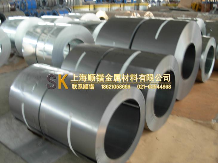 超深冲高导磁DT4C纯铁冷轧板纯铁卷0.5-5.0mm
