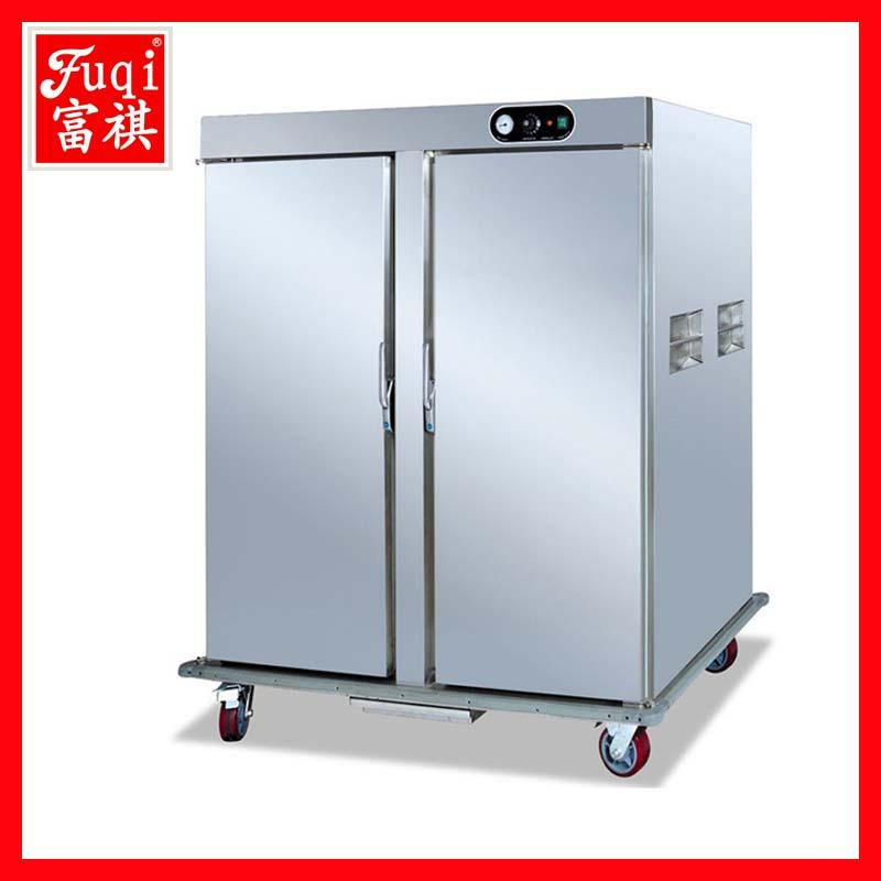 【广州富祺】热销双门保温餐车厂家价格批发 质量保证