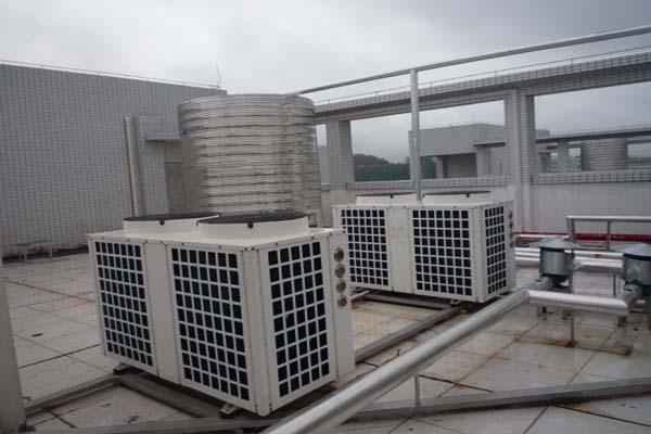 宾馆酒店医院热水供应系统解决方案找欧贝