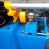 液压滤清器中心管卷圆机
