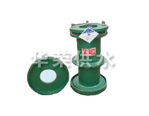 常德ZYS808柔性防水套管防水套管占有市场的因素巩义市诚实守信企业华荣牌