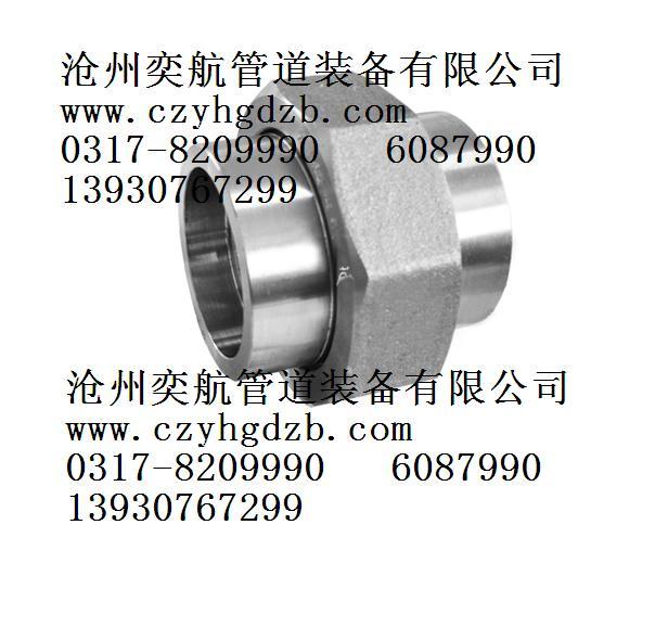河北沧州不锈钢由壬接头 碳钢由壬生产厂家