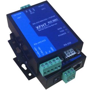 工业级Modbus网关设备RIO-8801M