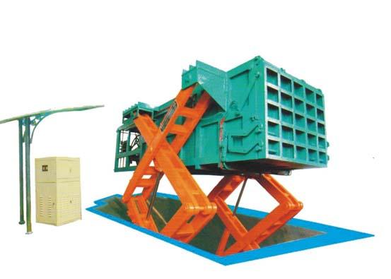湖南佳凯-供应地埋式垃圾站,水平压缩式垃圾站