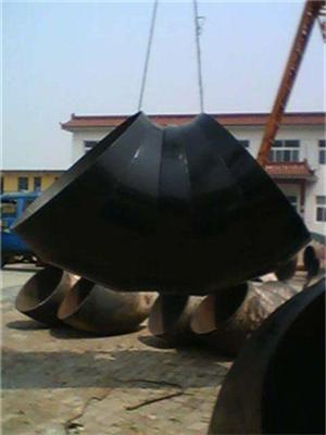 销售Q235对焊弯头,河北90度虾米腰弯头厂家