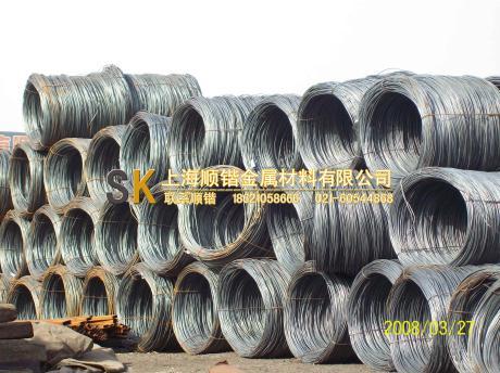 太钢纯铁盘圆专业供应厂家-上海顺锴纯铁