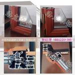 天津洛克铝木门窗,铝包木门窗,木包铝门窗