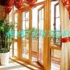 1、日佳柏莱IV68系列纯实木门窗