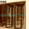 日佳柏莱70系列木包铝折叠门窗