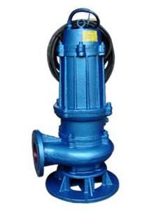 供应QW、WQ系列潜水式排污泵  铸铁、不锈钢排污泵