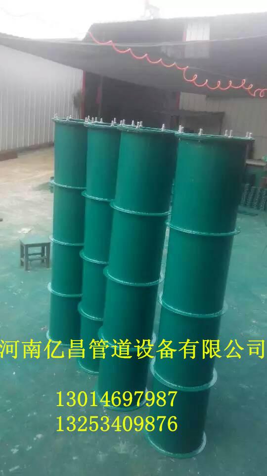 龙岩柔性防水套管在施工过程中的重要性