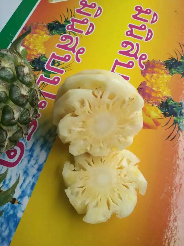 泰国进口水果小菠萝到底多少钱?微信号:tgjksg