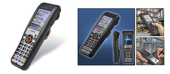 CASIO DT-X8-10C-CNV物流快递扫描器