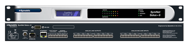 Symtrix 思美Solus8处理器 八入八出数字处理器