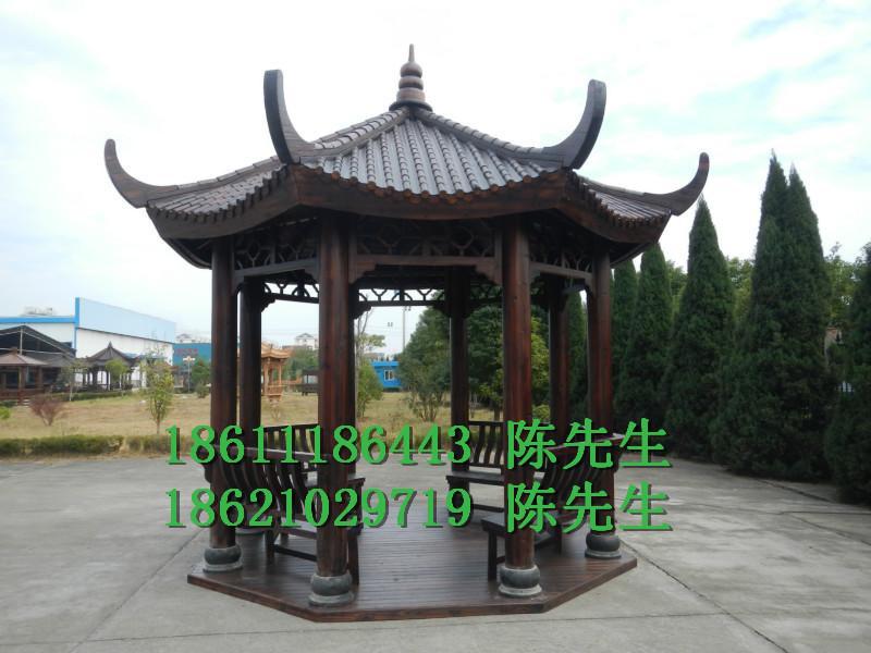 花旗松碳化木板材订做表面黑色碳化木30*11规格