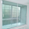 温州隔音门窗三层真空玻璃隔声窗中空钢化夹胶玻璃断桥铝合金门窗