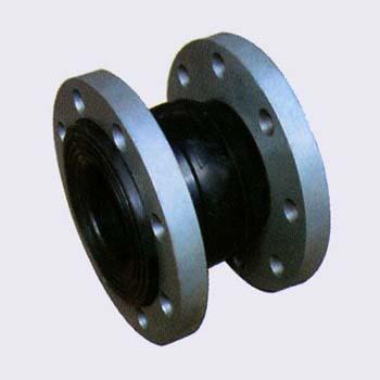 巩义万泉双球体橡胶接头橡胶接头是一种具有很高耐磨性的产品