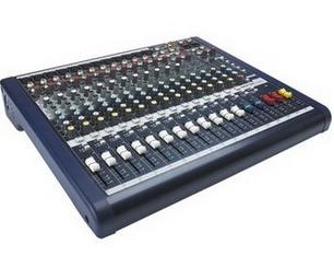声艺MPM12/2调音台 Soundcraft 会议调音台
