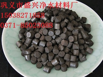 南京铁碳填料价格 柱状微电解填料 铁碳填料厂家