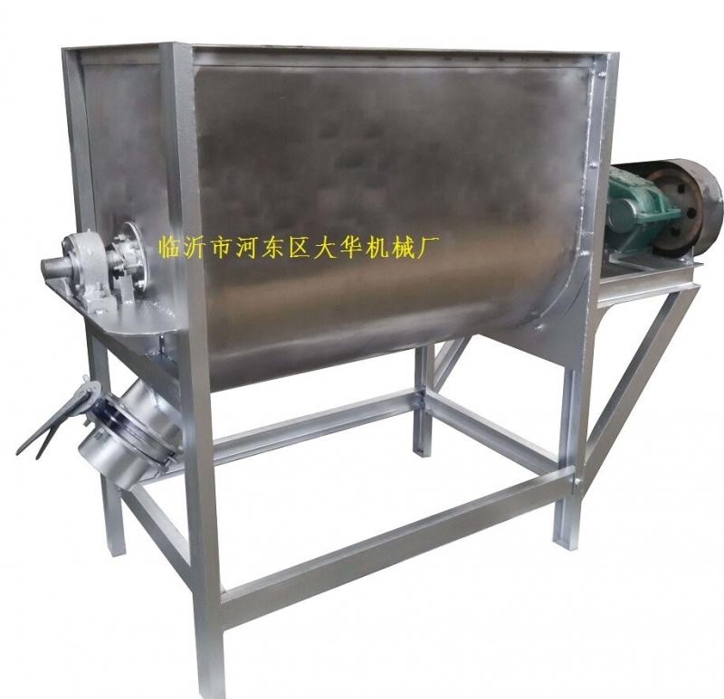 不锈钢面粉搅拌机精准混合艺术