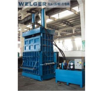 广州纸削立式液压打包机,汕头废金属液压机械设备