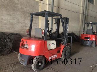 单位低价急转合力2.5吨3.5吨叉车报价 北京二手叉车价格