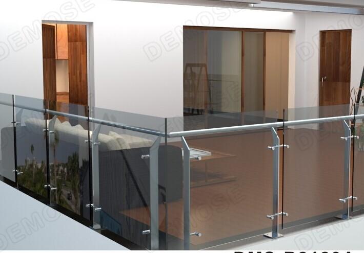 不锈钢立柱 楼梯栏杆 楼梯扶手 304 316