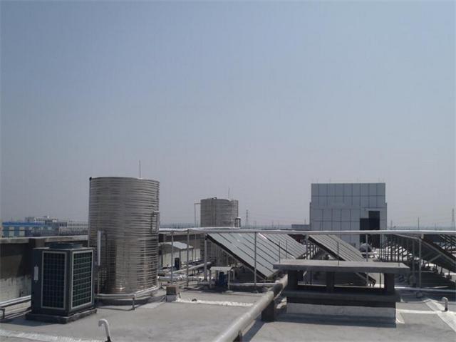 常州金坛溧阳欧麦朗3P/5P/10P/20P空气能热泵机组