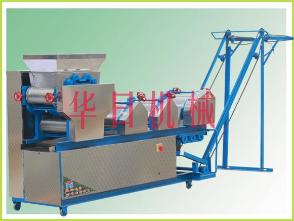 武汉华日机械面条机可靠地的质量,完善的售后服务