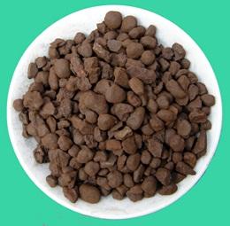 高效除铁锰砂滤料 天然锰砂滤料批发
