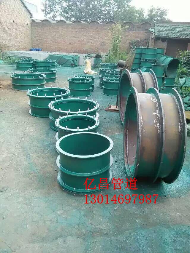 乐平市供应中标柔性防水套管|国标刚性防水套管|锻打波纹管
