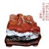 【10086个赞!】精品观赏石@红丝石价格#青州精品红丝石