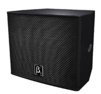贝塔斯瑞FX118B 单18寸无源低频扬声器 舞台音箱