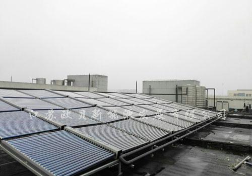 南京金辉广场精品酒店热水系统工程