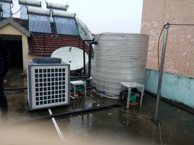 欧麦朗 空气能热水器 节电之王 使用就是如此任