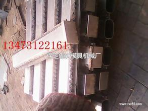 天然气管道标志桩模具-线缆标志桩模具