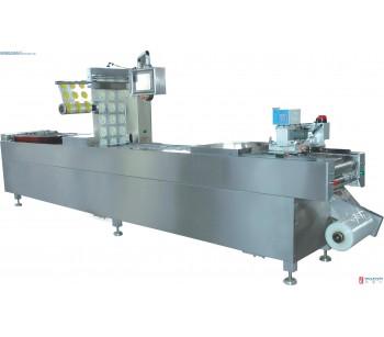 求购|自动拉伸膜真空包装机/延平肉制品流水线式真空包装封口机