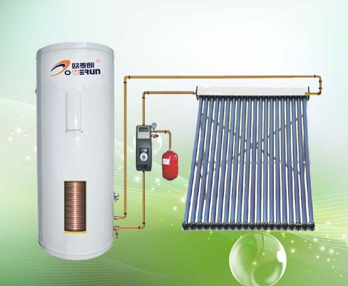 供应宾馆酒店学校商用太阳能热水系统